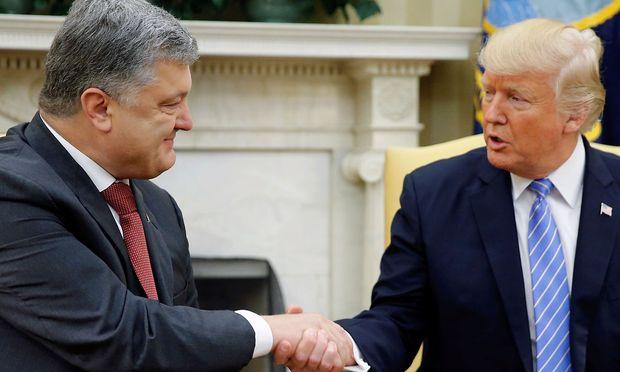 USA verschärfen Sanktionen gegen Russland