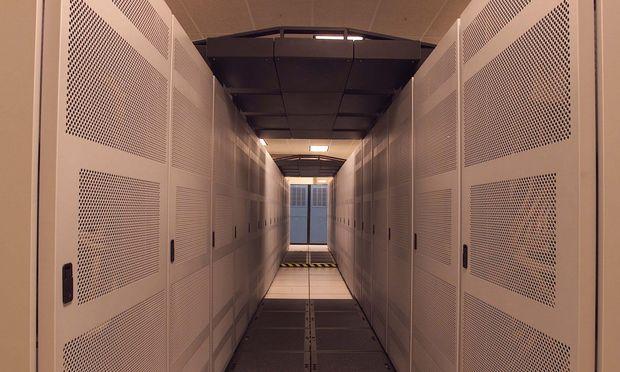 Symbolbild Supercomputer NASA (USA).