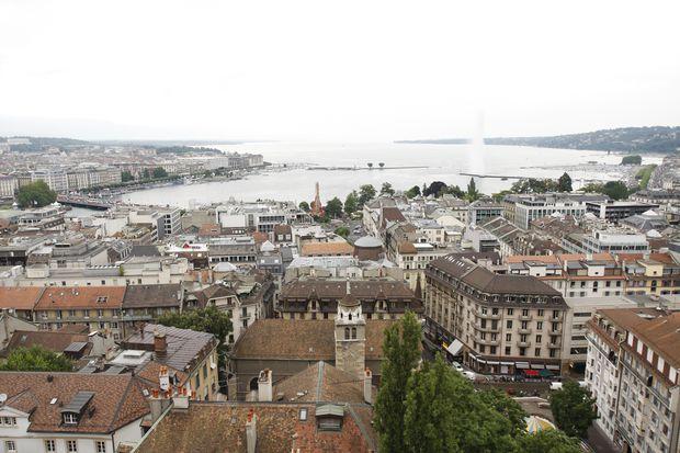 Schweiz Ansturm nach Luxuswohnungen