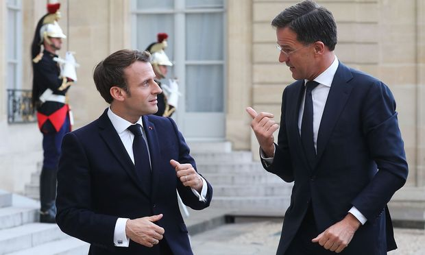 FRANCE-NETHERLANDS-POLITICS-DIPLOMACY