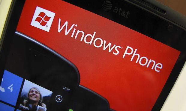 Microsoft Windows Phone kommt