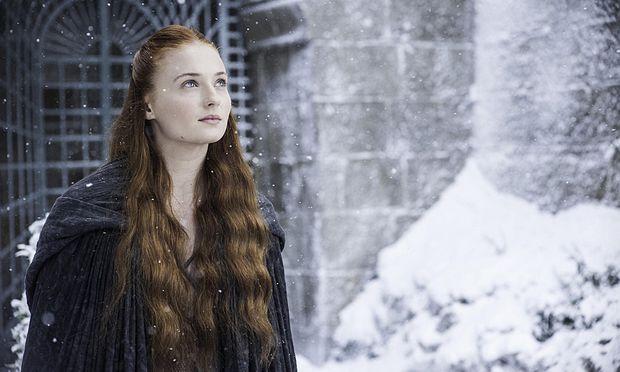 Sansa im Schnee / Bild: (c) HBO