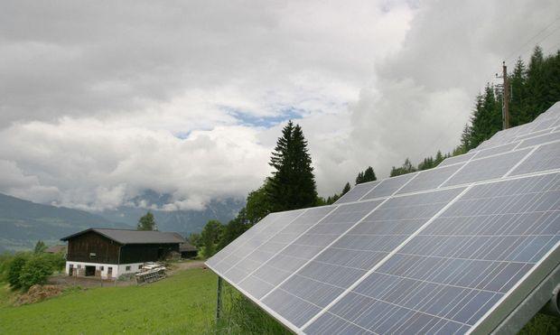 Solarenergie - solar energy