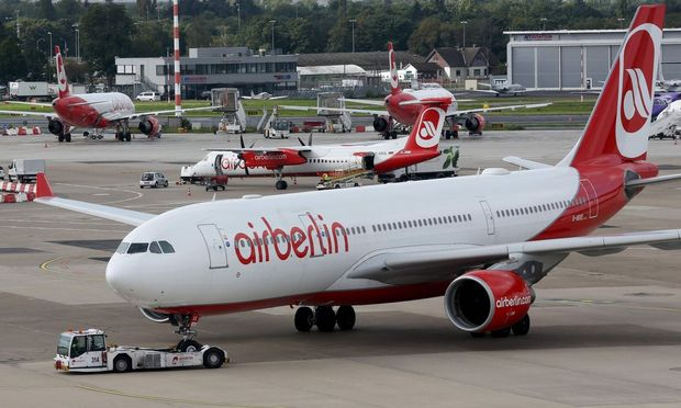 FILES-GERMANY-LABOUR-ECONOMY-AVIATION-AIR BERLIN