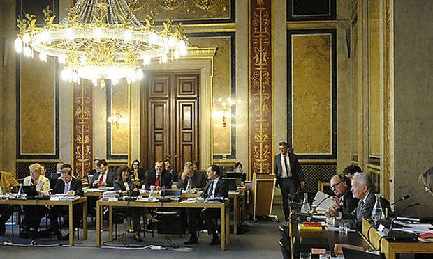 Koalition bereitet Ende des U-Ausschusses vor