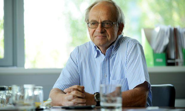Fordert Reformen: Wifo-Chef Karl Aiginger.
