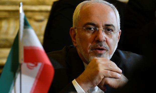 Irans Außenminister Javad Zarif.