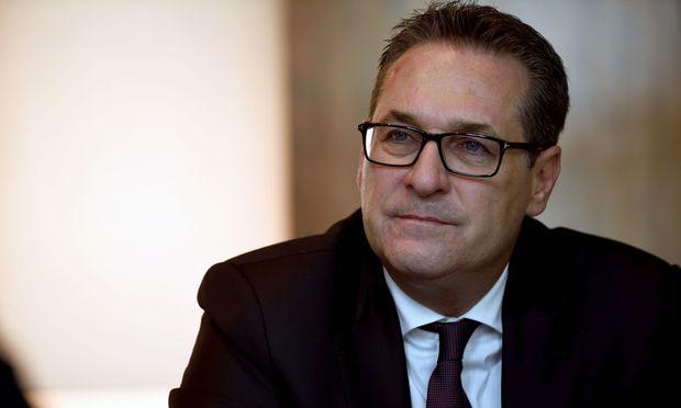 Manchmal noch zu impulsiv für einen Vizekanzler, aber zuletzt erstaunlich selbstkritisch: Heinz-Christian Strache.
