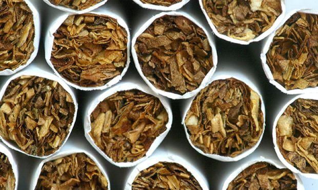 Archivbild: Zigaretten