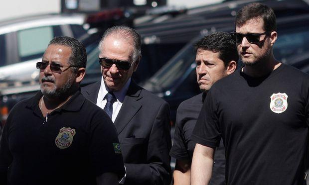 Carlos Nuzman wurde in Polizeigewahrsam genommen.