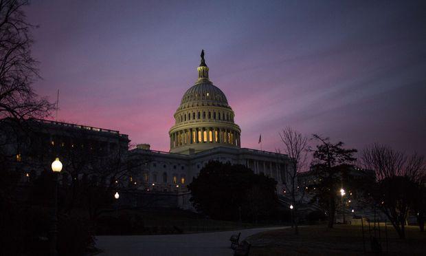 US-Senatoren einigen sich im Haushaltsstreit
