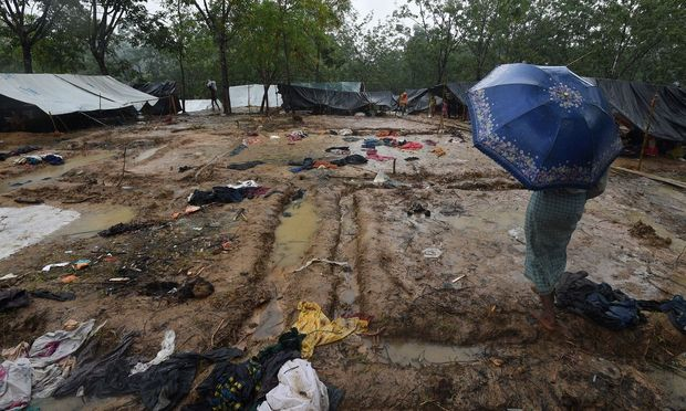 UN rechnet mit mehr als tausend Toten in Myanmar