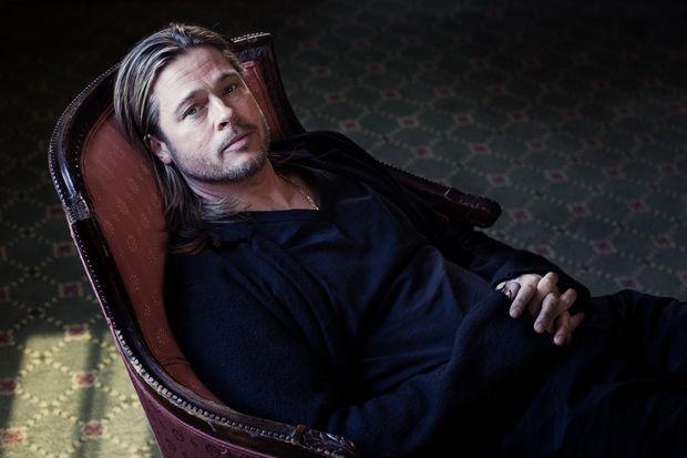 Brad Pitt stellt Hochzeit in Aussicht