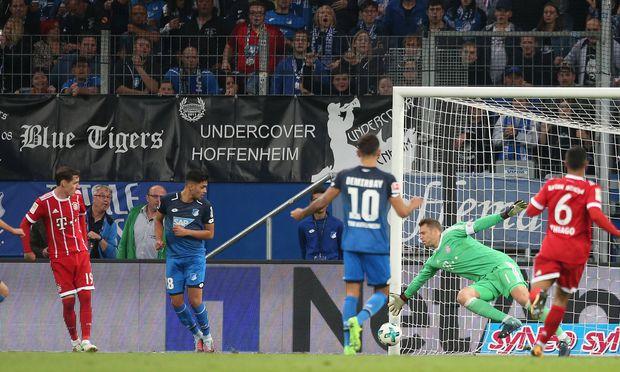 Nagelsmann baut sich seine Bayern-Zukunft