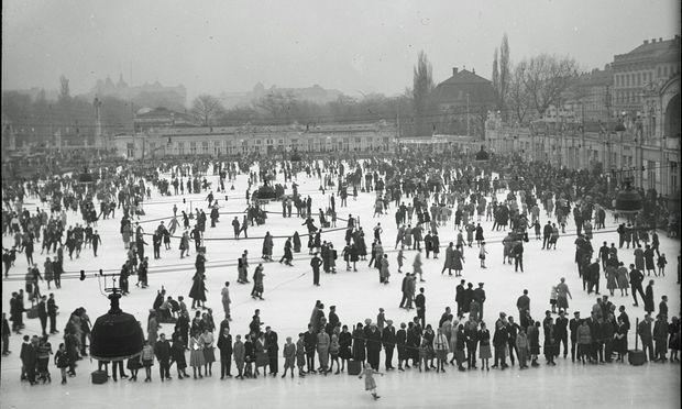 Wien 3, Eislaufverein