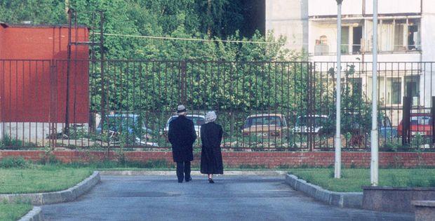 Erich und Margot Honecker in der chilenischen Botschaft