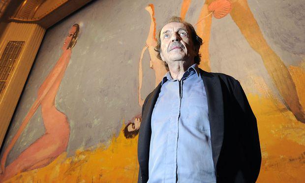 Am 25. Juli 2012 starb der Künstler Franz West.