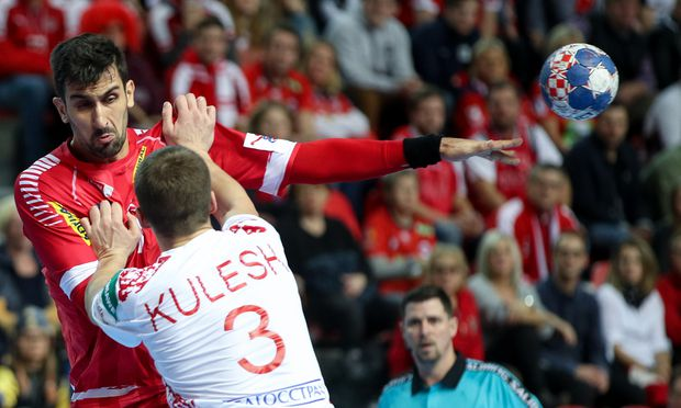 HANDBALL - EHF EURO 2018, BLR vs AUT