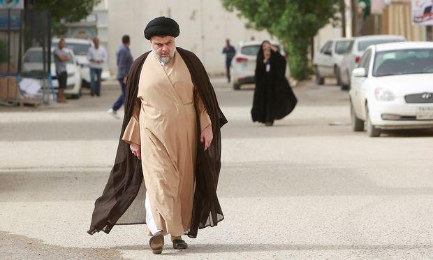 Der schiitische Kleriker Muktada al-Sadr will eine Expertenregierung im Irak bilden.