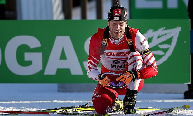 BIATHLON - IBU WC Antholz