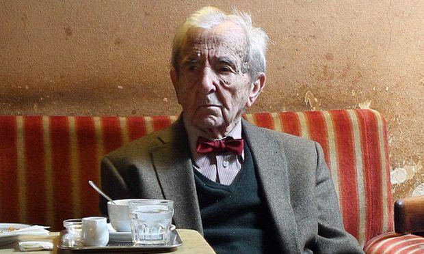 Wiener Cafetier Leopold Hawelka