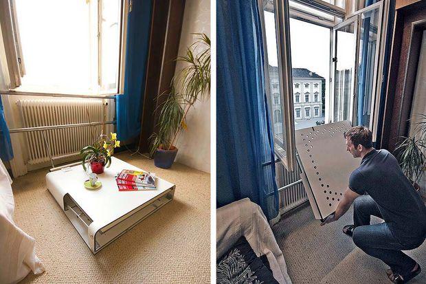 KlappBalkone Neue Freiflächen für Städter « DiePressec