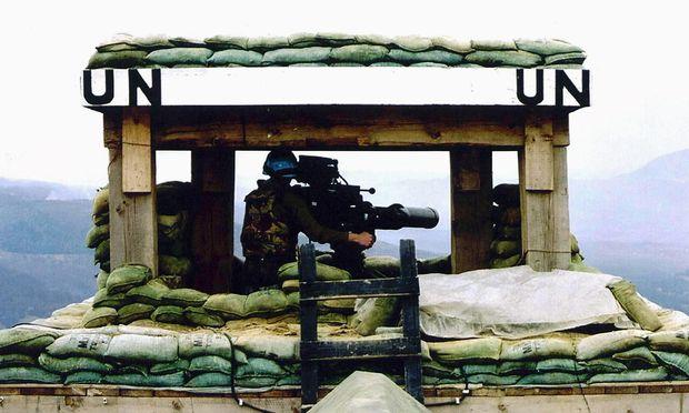 Srebrenica: Wie viel Schuld trifft die Niederlande?
