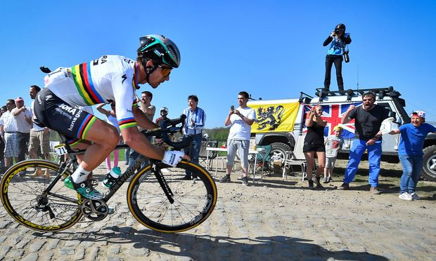 Weltmeister Sagan gewinnt Paris-Roubaix - Degenkolb chancenlos