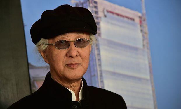 Arata Isozaki gewinnt den bedeutenden Pritzker-Architekturpreis.