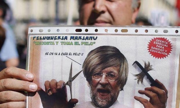 Spanien spart