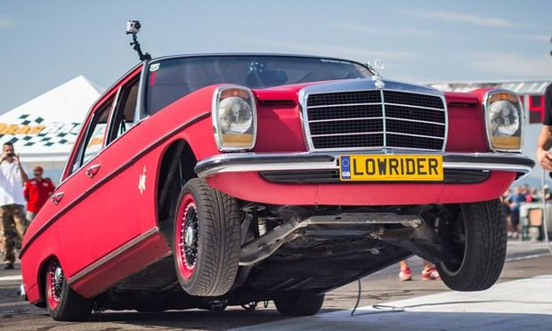 Faszination Lowrider - jump, jump!