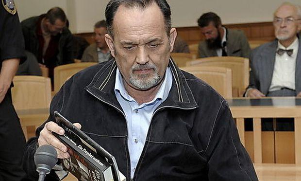 Prozess gegen Gerd Honsik