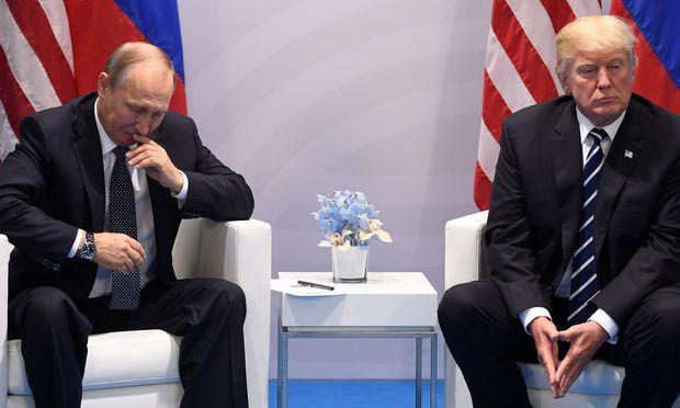 Trump unterzeichnet Gesetz über neue Russland-Sanktionen