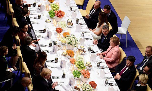 Putin und Trump sollen bei G20 ein zweites Mal gesprochen haben