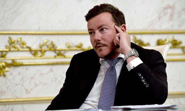 Investor Rene Benko