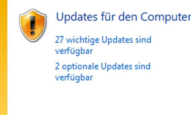Microsoft flickt Lecks auch