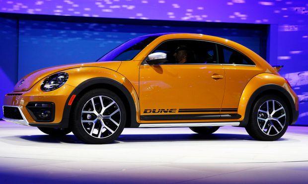 Volkswagen stellt die Produktion des Käfers ein