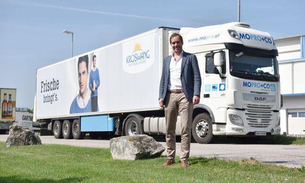 Manfred Kröswang übernahm vom Vater 2003 die Leitung des Familienbetriebs – und verpasste ihm eine komplett neue Strategie.