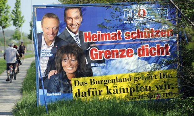 FPÖ drängt auf Proporz-Abschaffung
