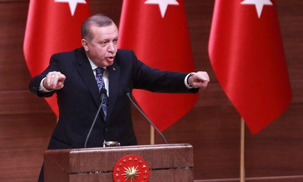 Die Opposition fürchtet eine Ein-Mann-Herrschaft Erdogans.