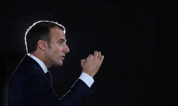 Verteidigungspolitik - Macron für europäische Armee