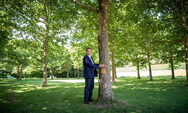 Verbieten und regulieren zum Schutz von Klima und Umwelt: Bayerns CSU-Ministerpräsident ergrünt in diesen Monaten.