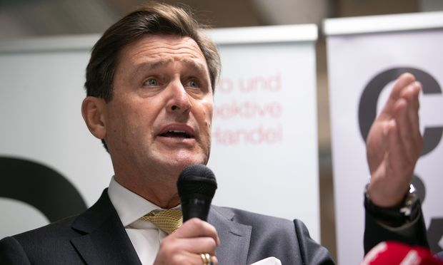 Finanzstadtrat Peter Hanke.