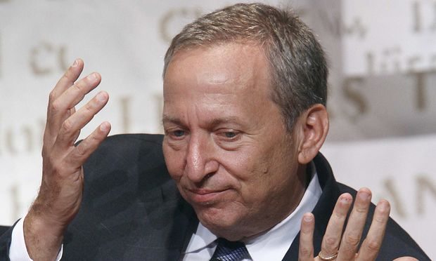 Federal Reserve Larry Summers