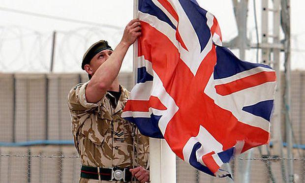 Großbritannien zahlt Millionen an gefolterte Iraker