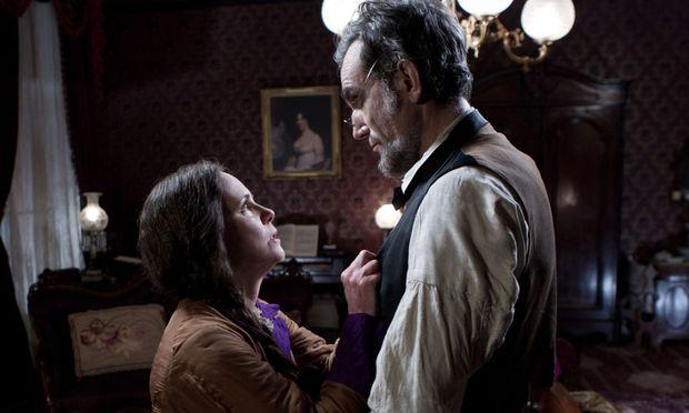 Lincoln Eine Lichtgestalt finsteren
