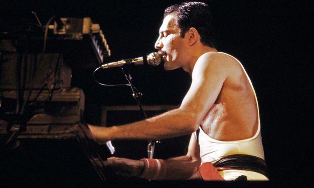 Das Stimmsystem von Freddie Mercury befand sich während seiner Lieder oft auf dem Weg zum Chaos.