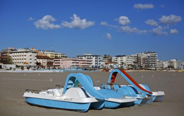 Gruppenvergewaltigung in Rimini: Jugendliche Täter stellen sich