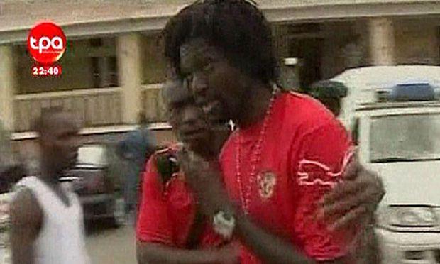 Zwei weitere Tote nach Überfall auf Togos Fußballer