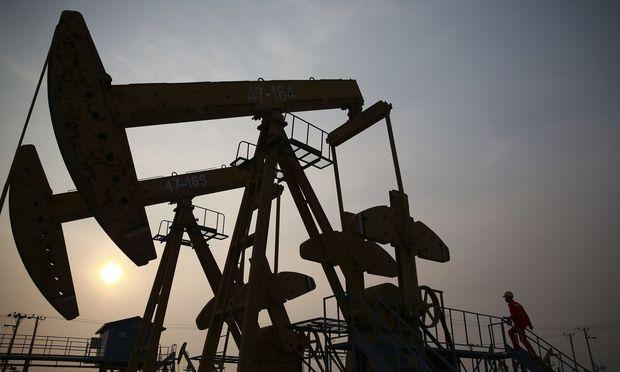 Der Ölpreis steigt.